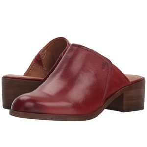 Frye Claire Mules